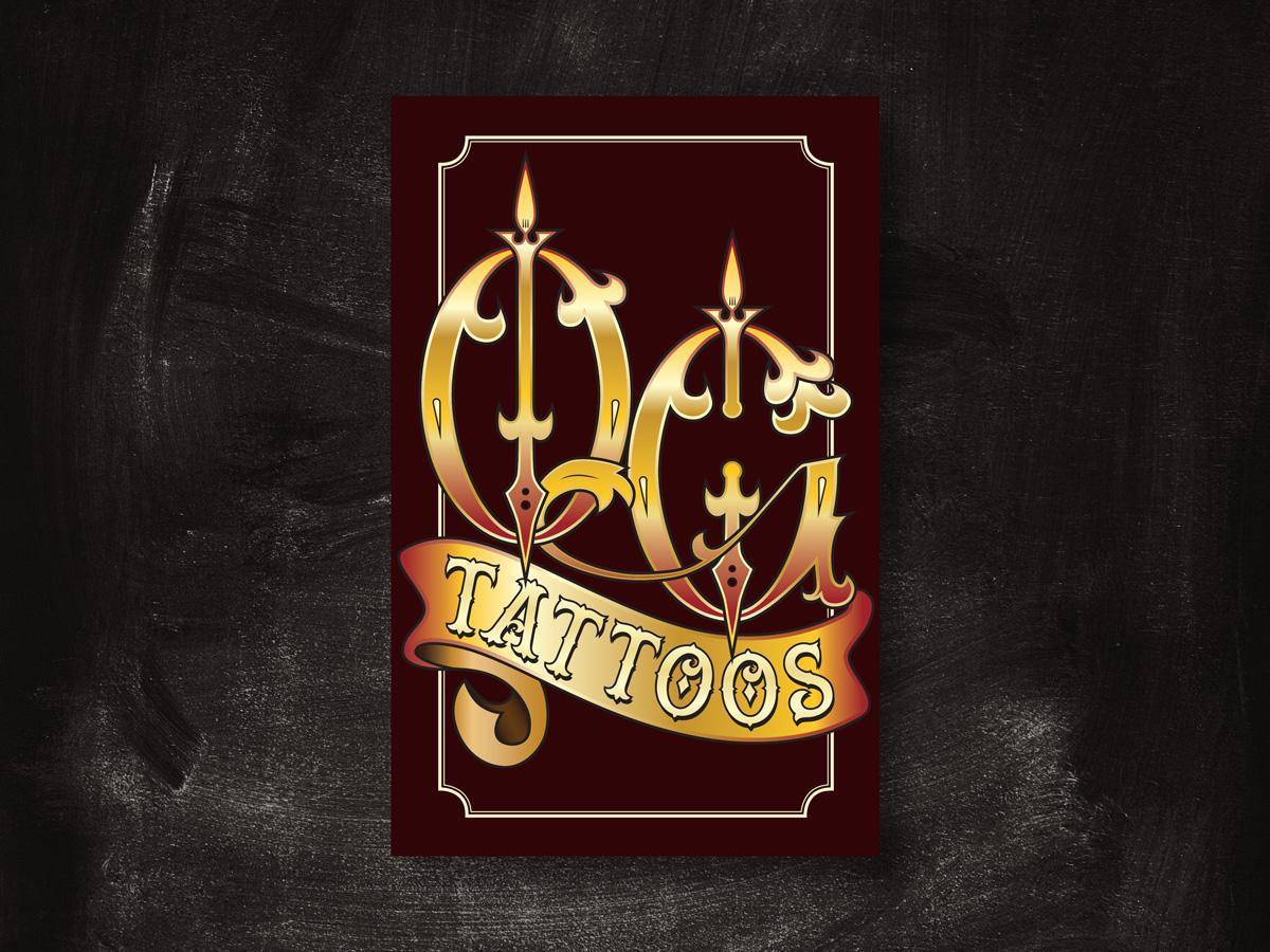 Orm Grutters Tattoos OGT logo