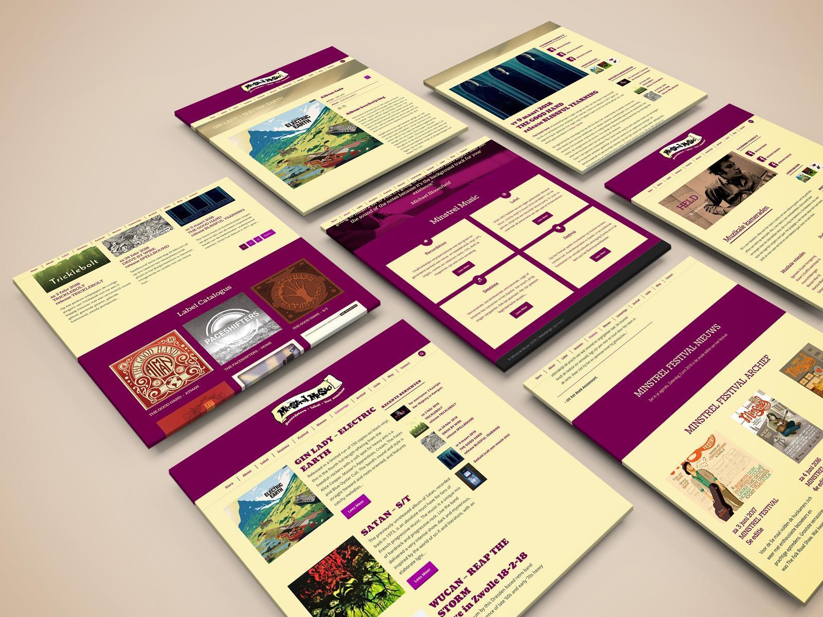 Minstrel_Website ijgenweis