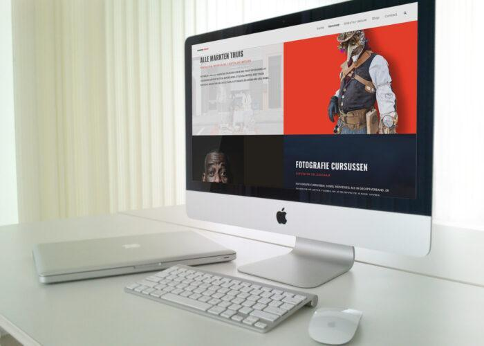 website Job Boersma fotografie